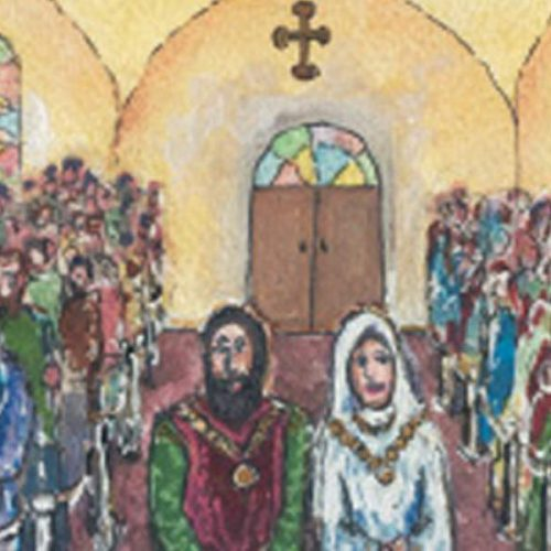 """""""Πολιτικός γάμος ήδη από το Βυζάντιο"""" γράφει ο Απόστολος  Λακασάς"""