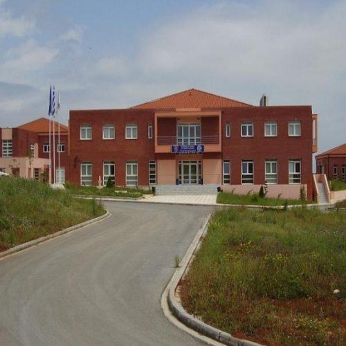 Δημιουργία χώρου ενόργανης γυμναστικής στη  Σχολή της ΕΛΑΣ στη Βέροια