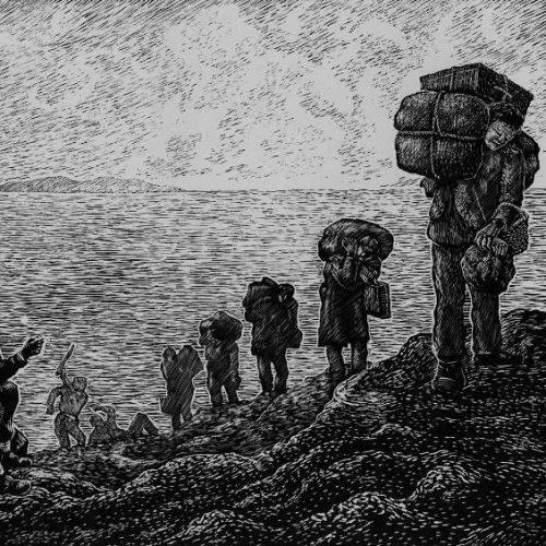 Μονή Λαζαριστών: Έκθεση Γιώργου Φαρσακίδη. Εγκαίνια,  Πέμπτη 14 Σεπτεμβρίου
