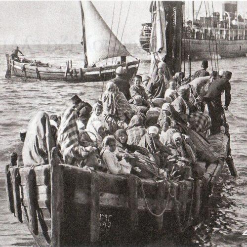 """""""14 Σεπτεμβρίου 1922. Ημέρα Μνήμης της Γενοκτονίας των Ελλήνων της Μικράς Ασίας"""" του Δημήτρη Τελλίδη"""
