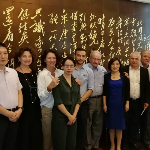 Στο Πεκίνο ο Αντιδήμαρχος Τουρισμού του Δήμου Βέροιας