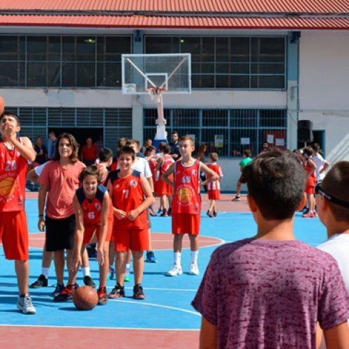 Με επιτυχία ολοκληρώθηκε το 2o τουρνουά 3on3 που διοργάνωσε το τμήμα μπάσκετ του Φίλιππου Βέροιας
