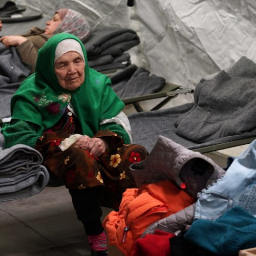 Σουηδία: Στα 106 της, η γηραιότερη πρόσφυγας στον κόσμο κινδυνεύει με απέλαση