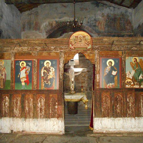 Αγρυπνία στον Ιερό Ναό της Υπαπαντής του Χριστού Βέροιας, Τετάρτη 20 Σεπτεμβρίου