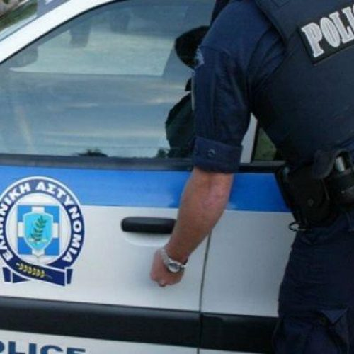 Σύλληψη για καταδικαστική απόφαση  στην Ημαθία