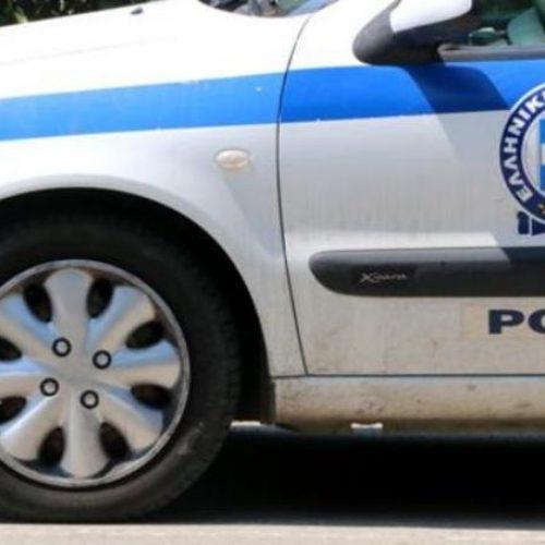 Συνελήφθη στην Ημαθία για σωρεία αδικημάτων