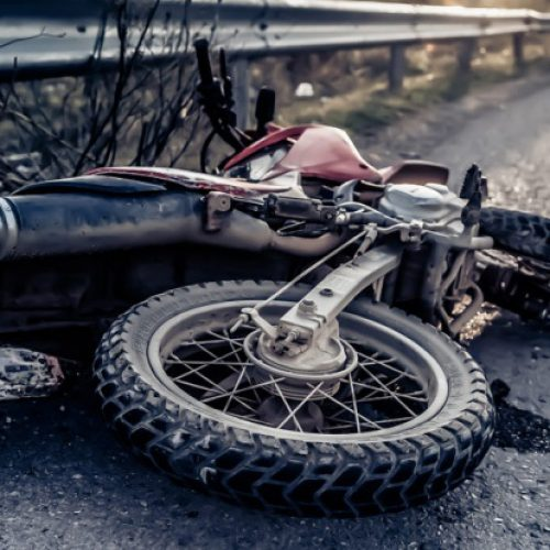 Θανατηφόρο τροχαίο με μοτοσυκλέτα