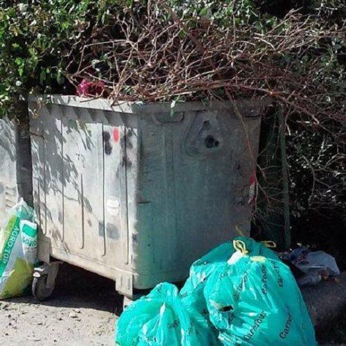 Το τμήμα καθαριότητας του Δήμου Βέροιας για τα ογκώδη αντικείμενα και κλαδιά
