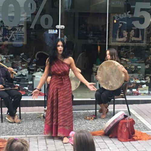 """""""Πολιτιστικός οργασμός"""" γράφει η Τζωρζίνα Αθανασίου"""