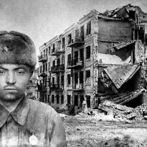 """""""Το σπίτι του Παβλόφ"""": Η κατάληψή του στοίχισε στους Γερμανούς περισσότερους νεκρούς από την κατάληψη του Παρισιού"""