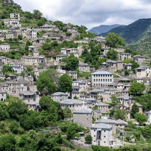 Συρράκο: Πέτρα και φύση σε έναν μοναδικό συνδυασμό