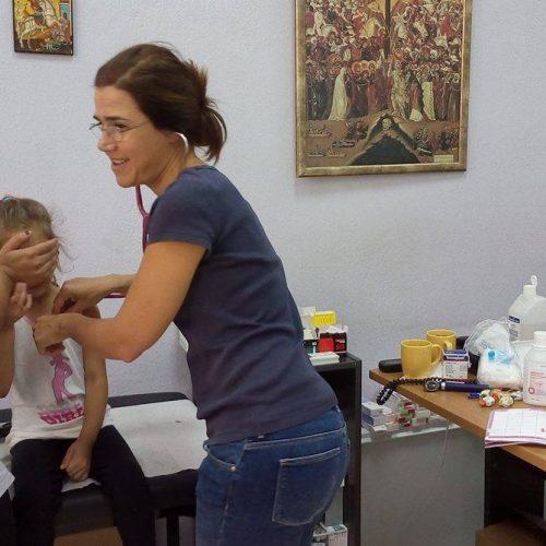 Πραγματοποιήθηκε στο Δημοτικό Ιατρείο Βέροιας δωρεάν εμβολιασμός παιδιών απόρων