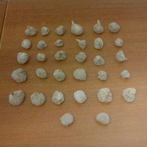 Συνελήφθησαν 2 άτομα στην Ημαθία για κατοχή και διακίνηση ηρωίνης