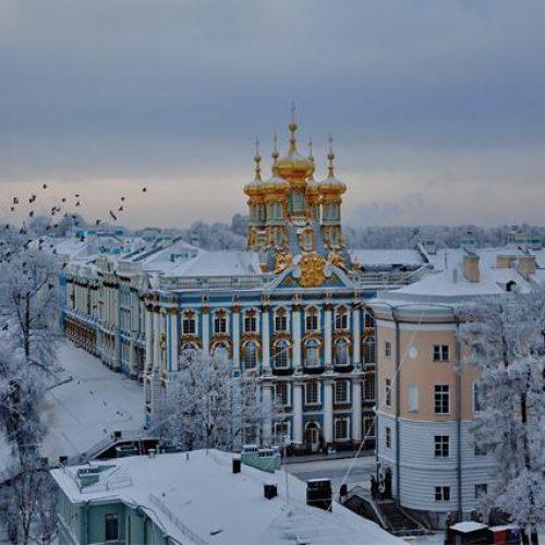 Εικόνες από την πόλη Πούσκιν της Ρωσίας στη Βέροια - Εγκαίνια έκθεσης, Δευτέρα 16 Οκτωβρίου