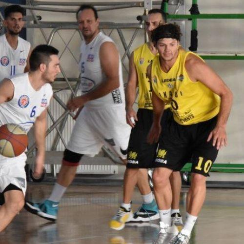 Μπάσκετ: Ίκαροι Τρικάλων - ΑΟΚ Βέροιας 69-68