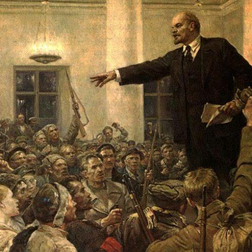Εκδήλωση της Τ.Ε. Ημαθίας του ΚΚΕ για την  Οκτωβριανή Επανάσταση