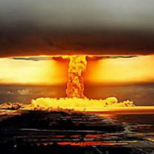 """""""Όχι στα πυρηνικά - Να μην τολμήσουν να φέρουν το θάνατο στη χώρα μας"""""""