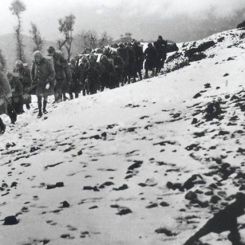 Κρίτων Κονσουλίδης. Ο δεκαεννιάχρονος ανθυπολοχαγός που αψήφησε το θάνατο στα βουνά της Αλβανίας