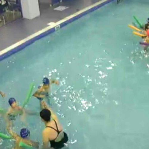 Για 2η χρονιά τα δημοτικά σχολεία στο ΠΗΓΑΣΟΣ Aqua Center