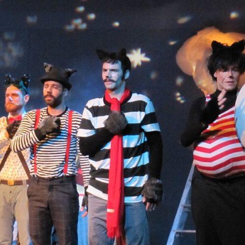 """""""Η ιστορία του γάτου…"""" μια εμπνευσμένη παιδική παράσταση, ύμνος στη διαφορετικότητα, από τα ΔΗΠΕΘΕ Βέροιας και Κοζάνης"""