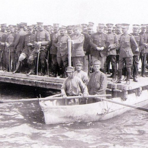 """""""Αξιός ποταμός 1912: Οι γέφυρες που απελευθέρωσαν τη Θεσσαλονίκη"""". Εκδήλωση στην  Εταιρία Μακεδονικών Σπουδών στις 21/10"""