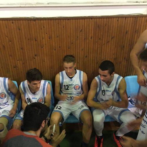 Μπάσκετ: Δεύτερη νίκη σε ισάριθμα ματς για το εφηβικό του ΑΟΚ Βέροιας
