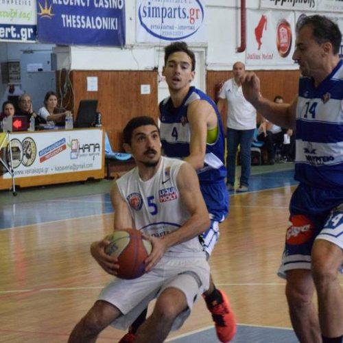Μπάσκετ: ΑΟΚ Βέροιας - Νίκη Βόλου 60-67
