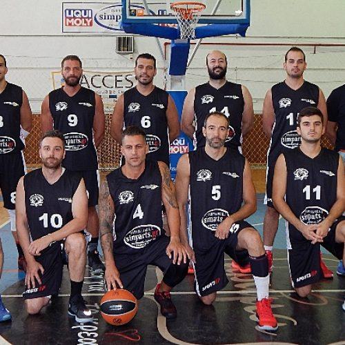 Μπάσκετ: Το ρόστερ των Αετών Βέροιας ενόψει της νέας σεζόν στη Β ΕΚΑΣΚΕΜ