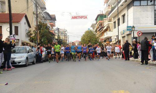 9ος Λαϊκός Αγώνας Δρόμου και Βάδην Σκύδρας - Αρσενίου