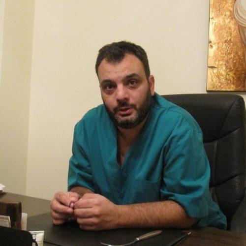 Ο χειρουργός Αναστάσιος Κοτρώνης.   Όταν το έργο ζωής γίνεται... έργο τέχνης!