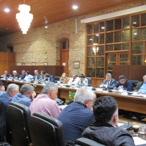 Δρόμος Συκιάς - Παλατιτσίων. Υψηλοί τόνοι στο Δημοτικό Συμβούλιο για πειθαρχικές διώξεις συμβούλων