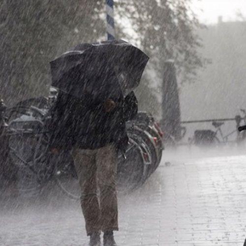 Βροχές και καταιγίδες μέχρι και την Τετάρτη 25 Οκτωβρίου