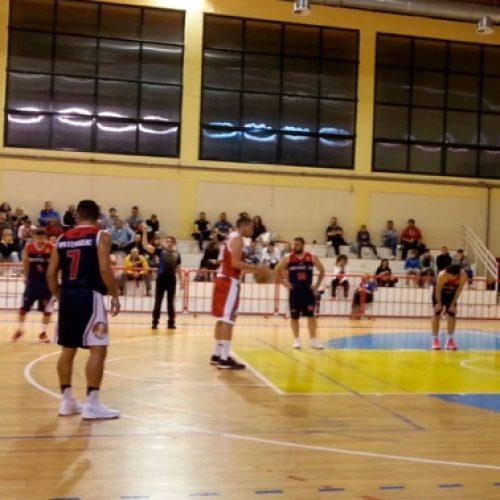 Μεγάλη εκτός έδρας νίκητου Φιλίππου επί  του Ζέφυρου με 70 - 65