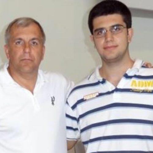 Μπάσκετ: Ο 24χρονος Κωνσταντίνος Ηλιάδης ο νέος προπονητής του ΑΟΚ Βέροιας