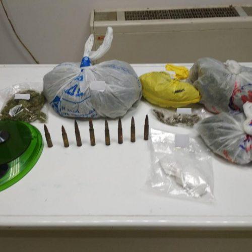 Συνελήφθη 50χρονος   για καλλιέργεια και κατοχή κάνναβης