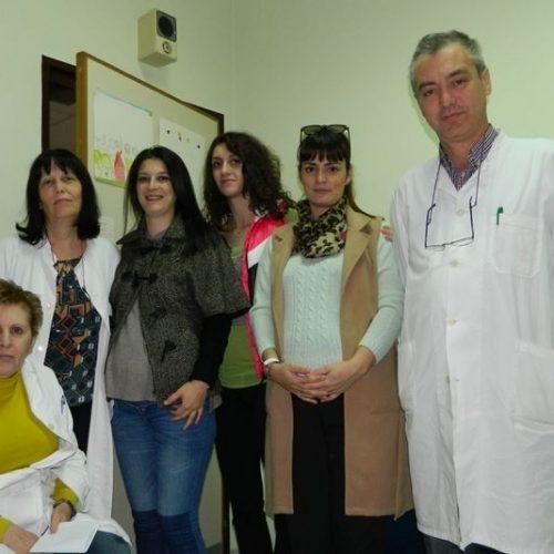 Με απόλυτη επιτυχία ολοκληρώθηκαν τα βιωματικά σεμινάρια μητρικού θηλασμού από το Κ.Υ Βέροιας