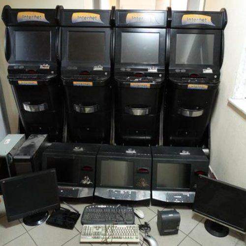Εντοπίστηκε κατάστημα στην Ημαθία που διενεργούνταν παράνομα τυχερά παίγνια - Συνελήφθησαν 4 άτομα