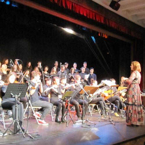 Μουσικό Σχολείο Βέροιας. Συγκινητική κατάθεση μνήμης και τιμής  στην εξέγερση του Πολυτεχνείου