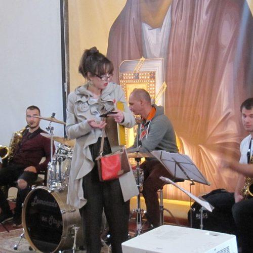 """""""Αβάντι μαέστρο"""". Μια δροσερή μουσική παράσταση που ενθουσίασε μικρούς και μεγάλους"""