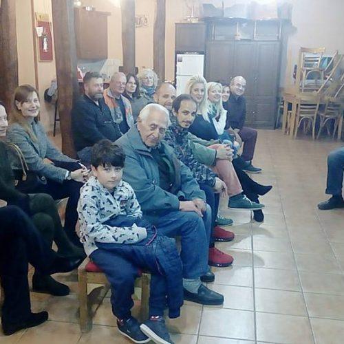 Συνεχίζονται και φέτος τα μαθήματα της βλάχικης γλώσσας  στο Σύλλογο Βλάχων Βέροιας