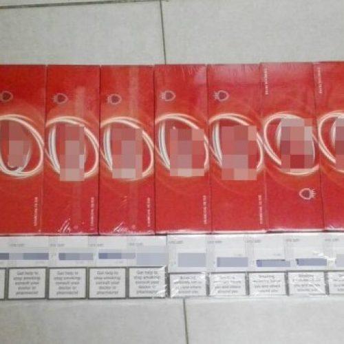 Συνελήφθη στην Ημαθία για 66 πακέτα λαθραίων τσιγάρων