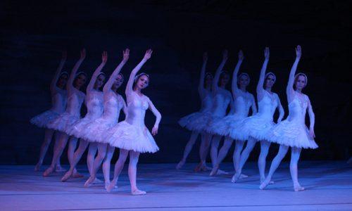 """H """"Λίμνη των Κύκνων"""" από τα Κρατικά Μπαλέτα Μόσχας στη Βέροια Τρίτη 12 Δεκεμβρίου"""