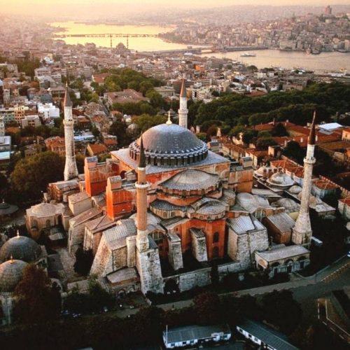 Εκδρομή στην Κωνσταντινούπολη από την Εύξεινο Λέσχη   Νάουσας