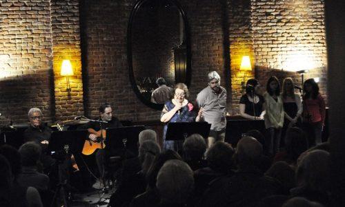 Ο δικός μας Κώστας Γεωργίου σε συναυλία με την Ευγενία Συριώτη στην Αθήνα