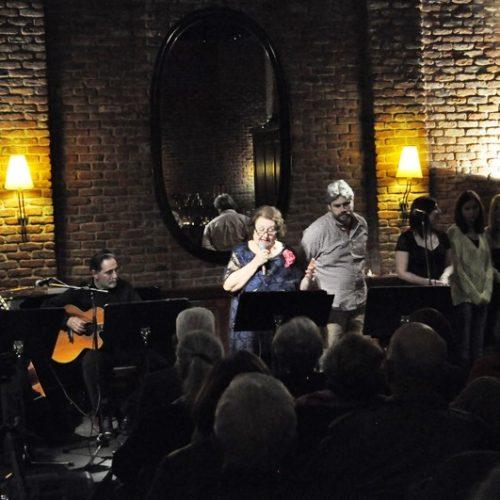 Συναυλία της Ευγενίας Συριώτη με τραγούδια του 20ου αιώνα στο Διεθνές Καλλιτεχνικό Κέντρο ATHENAEUM