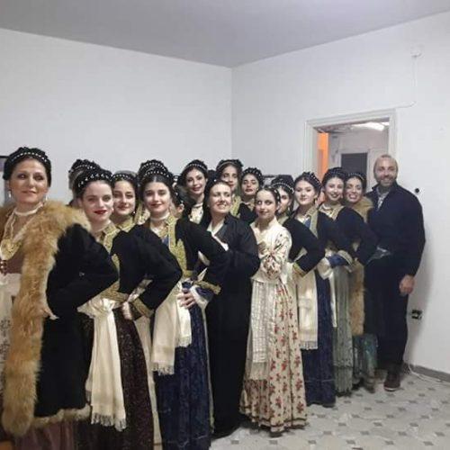 Το Λύκειο  Ελληνίδων Βέροιας στο 3ο Φεστιβάλ Λαογραφίας και παραδοσιακών χορών στη Νάουσα