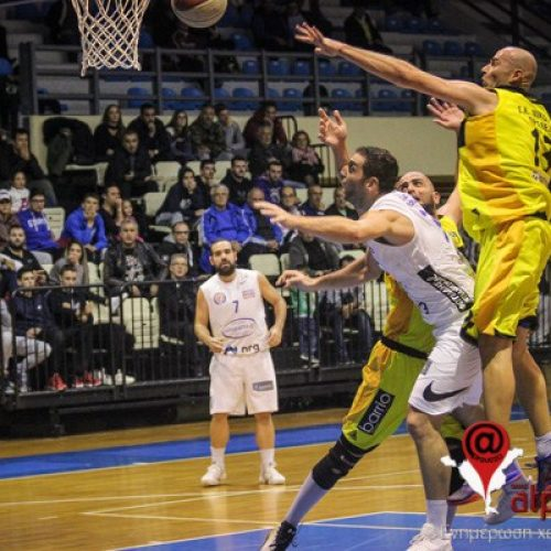 Μπάσκετ: Χαρακτήρα τελικού λαμβάνει το ματς του ΑΟΚ Βέροιας στη Θεσσαλονίκη