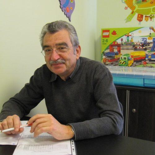 """Τέλης Σιδηρόπουλος: """"Το να αγωνίζεσαι για την παιδική αξιοπρέπεια είναι τρόπος ζωής"""""""