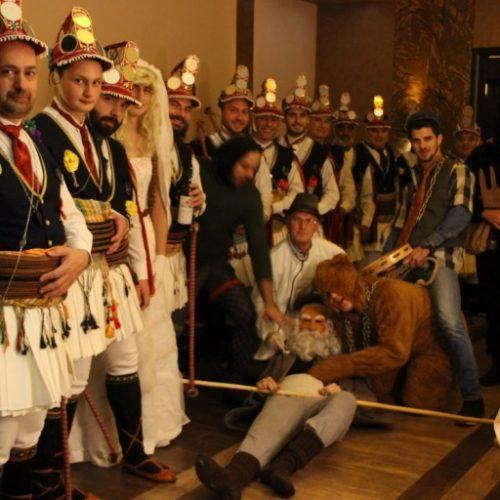 Απόλυτη επιτυχία σημείωσε ο ετήσιος χορός της Ευξείνου Λέσχης Βέροιας