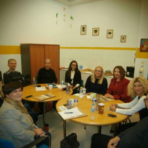 Σύσκεψη εργασίας στα Σχολεία Ειδικής Αγωγής και Εκπαίδευσης του Δήμου Νάουσας